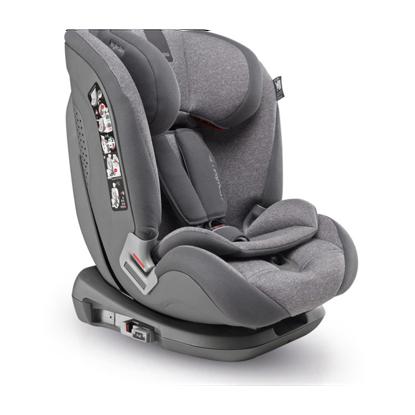 Εικόνα της Inglesina παιδικό κάθισμα αυτοκινήτου Newton I-fix Group 1/2/3 grey