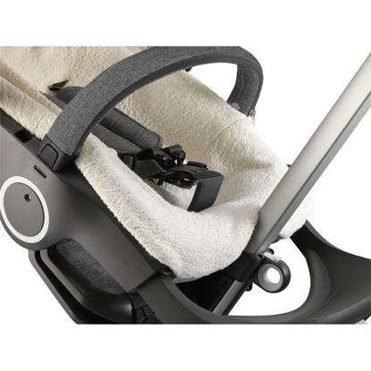 Εικόνα της Stokke Stroller Terry Cloth Cover πετσετέ κάλυμμα θέσης