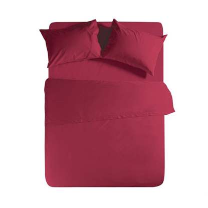 Εικόνα της Σεντόνι Μεμονωμένο BASIC BORDO Διπλό με λάστιχο