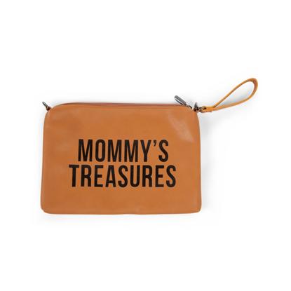 Εικόνα της Νεσεσέρ Childhome Mommy Treasures Clutch In Leatherlook Brown