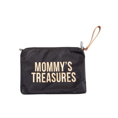 Εικόνα της Νεσεσέρ Childhome Mommy Treasures Clutch Black Gold