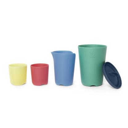 Εικόνα της Stokke® Flexi Bath® Toy Cups Multi Colour
