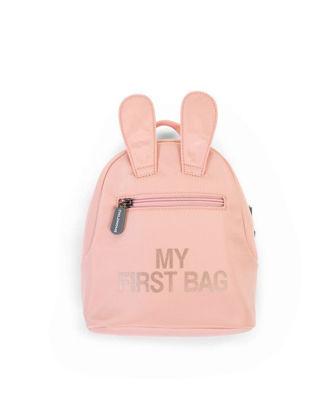 Εικόνα της Σακίδιο Πλάτης Childhome My First Bag Pink