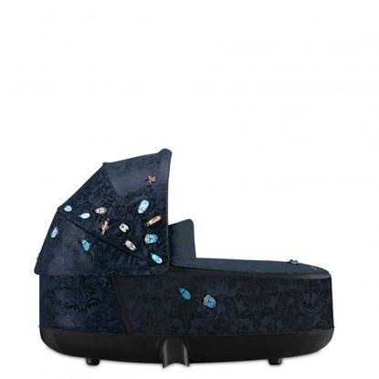 Εικόνα της Cybex Lux Carry Cot for Priam Fashion Collection, Jewels of Nature