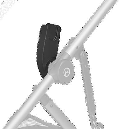 Εικόνα της CYBEX Gazelle S Αντάπτορες βρεφικού καθίσματος Gazelle S