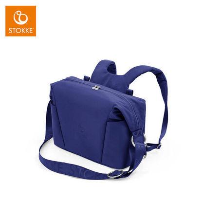 Εικόνα της Stokke® Xplory® X Τσάντα Αλλαγής – Royal Blue