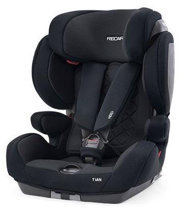 Εικόνα της Παιδικό κάθισμα αυτοκινήτου Recaro Tian Core Performance Black